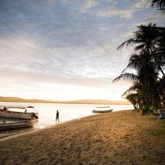 Отель Robinson Crusoe Island Фиджи, Вити-Леву - отзывы, цены и фото номеров - забронировать отель Robinson Crusoe Island онлайн приотельная территория