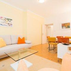 Апартаменты Jupiter Apartment Dorotheergasse комната для гостей фото 3