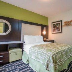 Отель Rodeway Inn Los Angeles комната для гостей фото 4