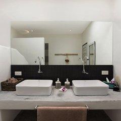 Отель Aditaya Pool Beach Villas Самуи ванная