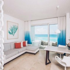 Отель Coral Level at Iberostar Selection Cancun комната для гостей фото 3