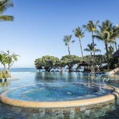 Отель La Pirogue A Sun Resort бассейн фото 3