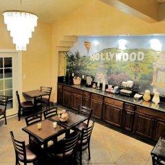 Отель Hollywood Inn Express South США, Лос-Анджелес - отзывы, цены и фото номеров - забронировать отель Hollywood Inn Express South онлайн питание