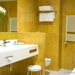 Отель JALTA Прага ванная