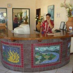 Отель Grand Eastern Hotel Фиджи, Лабаса - отзывы, цены и фото номеров - забронировать отель Grand Eastern Hotel онлайн интерьер отеля