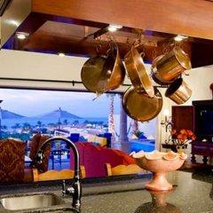 Отель Hacienda Residences, Private 3-bedroom Villa Мексика, Кабо-Сан-Лукас - отзывы, цены и фото номеров - забронировать отель Hacienda Residences, Private 3-bedroom Villa онлайн гостиничный бар