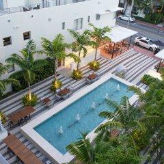 Отель The Fairwind Hotel США, Майами-Бич - отзывы, цены и фото номеров - забронировать отель The Fairwind Hotel онлайн балкон