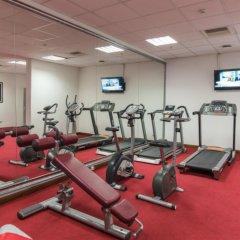 Отель City Palace фитнесс-зал