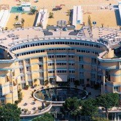 Отель Savoia Hotel Rimini Италия, Римини - 7 отзывов об отеле, цены и фото номеров - забронировать отель Savoia Hotel Rimini онлайн пляж