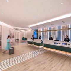 Отель Mercure Shanghai Yu Garden Китай, Шанхай - 1 отзыв об отеле, цены и фото номеров - забронировать отель Mercure Shanghai Yu Garden онлайн фитнесс-зал