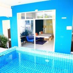 Отель Sea Host Inn Таиланд, Пхукет - отзывы, цены и фото номеров - забронировать отель Sea Host Inn онлайн бассейн