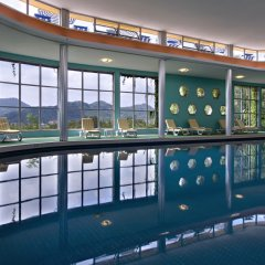 Отель Terme Augustus Италия, Монтегротто-Терме - отзывы, цены и фото номеров - забронировать отель Terme Augustus онлайн бассейн фото 3