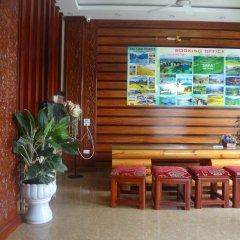 Hanoi Airport Hostel интерьер отеля фото 3