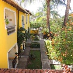 Отель Aguamarinha Pousada балкон