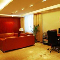 Отель Shanghai Airlines Travel Hotel Китай, Шанхай - 1 отзыв об отеле, цены и фото номеров - забронировать отель Shanghai Airlines Travel Hotel онлайн интерьер отеля фото 5