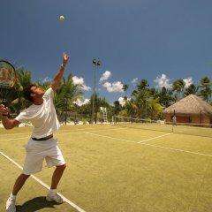 Отель Le Taha'a Island Resort & Spa спортивное сооружение