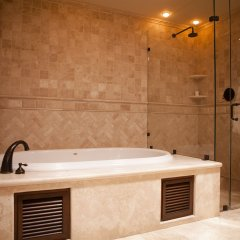 Отель Pueblo Bonito Montecristo Luxury Villas - All Inclusive Мексика, Педрегал - отзывы, цены и фото номеров - забронировать отель Pueblo Bonito Montecristo Luxury Villas - All Inclusive онлайн ванная