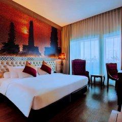 Отель Grand Mercure Yogyakarta Adi Sucipto Индонезия, Слеман - отзывы, цены и фото номеров - забронировать отель Grand Mercure Yogyakarta Adi Sucipto онлайн комната для гостей фото 4