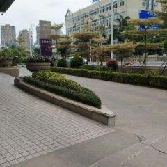 Отель Mercure Hotel (Xiamen International Conference and Exhibition Center) Китай, Сямынь - отзывы, цены и фото номеров - забронировать отель Mercure Hotel (Xiamen International Conference and Exhibition Center) онлайн парковка