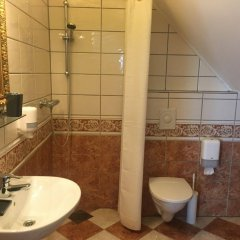 Отель Charlottenlund Gjestehus Норвегия, Ставангер - отзывы, цены и фото номеров - забронировать отель Charlottenlund Gjestehus онлайн ванная