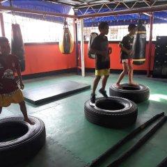 Sitpholek Muay Thai Camp - Hostel Паттайя фитнесс-зал фото 2