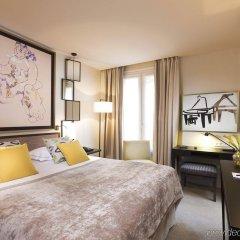 Hotel Balmoral - Champs Elysees Париж комната для гостей фото 2