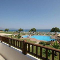 Отель Geraniotis Beach балкон
