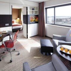 Отель Movenpick City Centre 4* Полулюкс