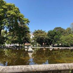 Отель Botanic Views Guest House Лиссабон приотельная территория