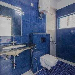 Отель OYO 11897 Home Greek Style 2BHK With Pool Bambolim Гоа ванная фото 2