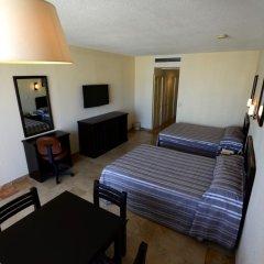 Отель Casa Inn Acapulco Мексика, Акапулько - отзывы, цены и фото номеров - забронировать отель Casa Inn Acapulco онлайн комната для гостей фото 3