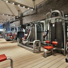 Отель Crowne Plaza Chengdu West фитнесс-зал