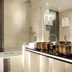 Отель Madison Hôtel by MH Франция, Париж - отзывы, цены и фото номеров - забронировать отель Madison Hôtel by MH онлайн ванная фото 2