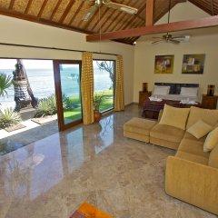 Отель Bayshore Villas Candi Dasa Индонезия, Бали - отзывы, цены и фото номеров - забронировать отель Bayshore Villas Candi Dasa онлайн комната для гостей фото 3