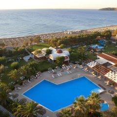 Отель Pegasos Beach пляж