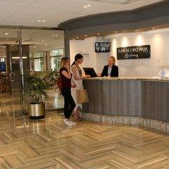 Отель Ohtels Playa de Oro Испания, Салоу - 7 отзывов об отеле, цены и фото номеров - забронировать отель Ohtels Playa de Oro онлайн интерьер отеля фото 3