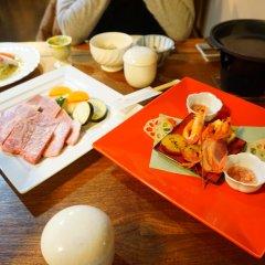 Отель Oyado Kotori no Tayori Хидзи питание фото 3