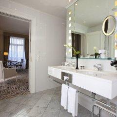 Отель Fairmont Le Montreux Palace ванная
