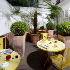 Hotel Le Relais Montmartre детские мероприятия