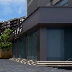 Отель JI Hotel (Xiamen Airport Huli Avenue) Китай, Сямынь - отзывы, цены и фото номеров - забронировать отель JI Hotel (Xiamen Airport Huli Avenue) онлайн парковка