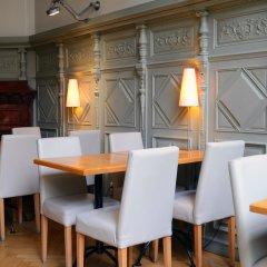 Отель Du Congress Брюссель гостиничный бар