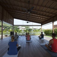 Санаторий The LifeCo Phuket Well-Being Detox Center фитнесс-зал фото 4