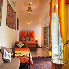 Отель Riad Dar Eliane Марокко, Марракеш - отзывы, цены и фото номеров - забронировать отель Riad Dar Eliane онлайн интерьер отеля фото 2