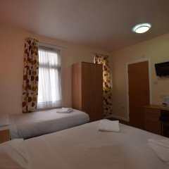 Отель Cranbrook Hotel Великобритания, Илфорд - отзывы, цены и фото номеров - забронировать отель Cranbrook Hotel онлайн комната для гостей фото 5