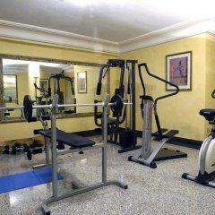 Hellenia Yachting Hotel Джардини Наксос фитнесс-зал