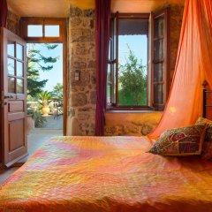 Nikos Takis Fashion Hotel комната для гостей