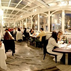 Отель Ambassador-Monaco питание