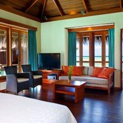 Отель Sheraton Maldives Full Moon Resort & Spa фото 5