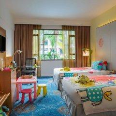 Отель Swissotel Merchant Court Singapore детские мероприятия