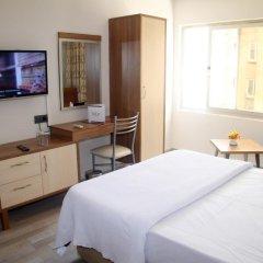 Отель Yaşat otel комната для гостей